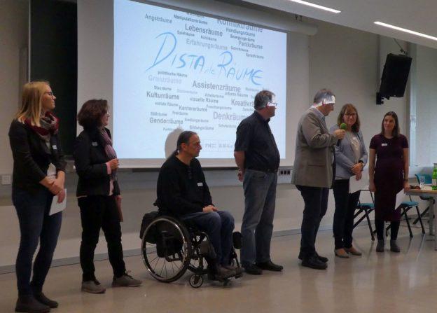 Eröffnung durch das Organisationsteam DiStA 2019 Klagenfurt